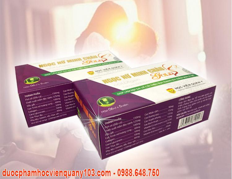 Ngoc Nu Minh Chau Gold Hvqy Tac Dung