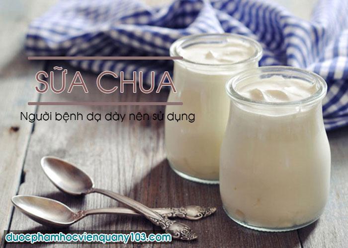 Trào Ngược Dạ Dày Có Nên Ăn Sữa Chua?