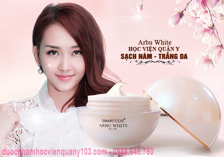 Kem Tri Nam Arbu White Hvqy 3