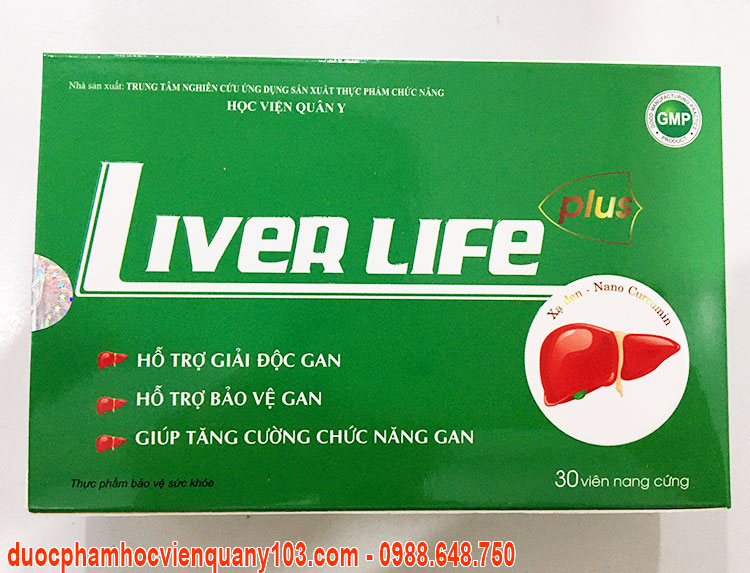 Bo Gan Liver Life Hvqy