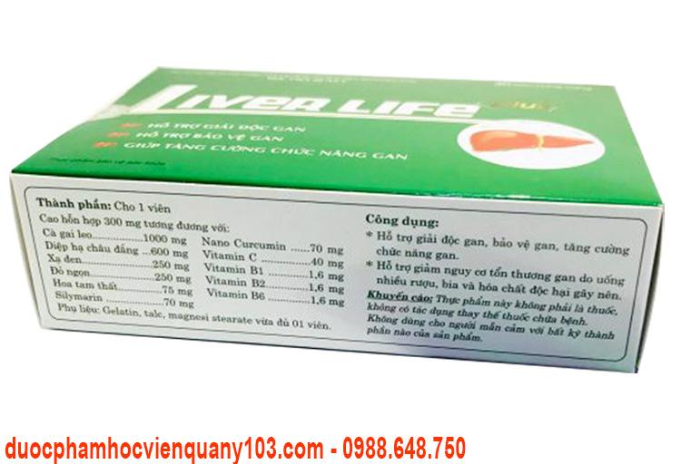 Bo Gan Liver Life Plus Hvqy 2