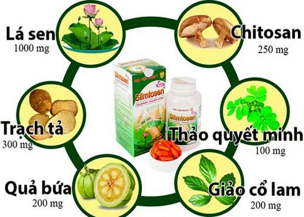 Tp Giam Can Slimtosen Extra