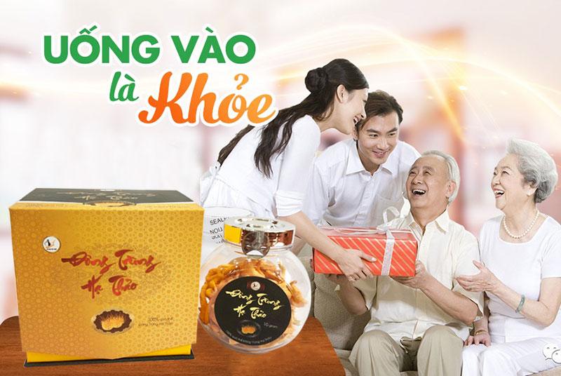Dong Trung Ha Thao Viet Nam Qua Tang