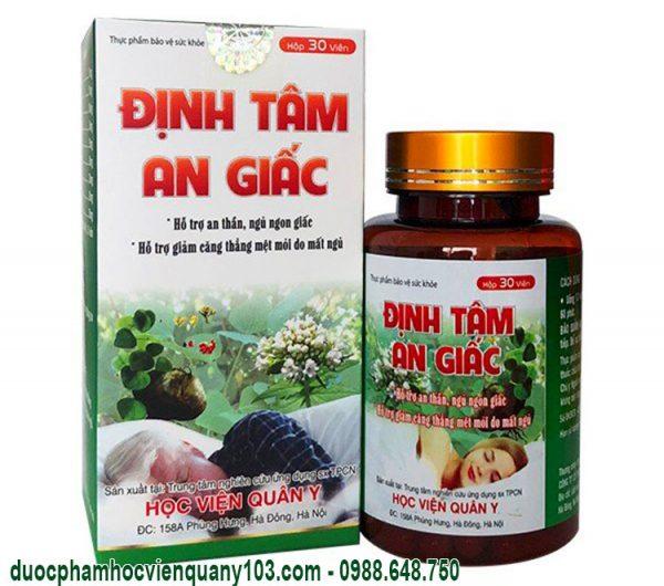 Dinh Tam An Giac Hvqy