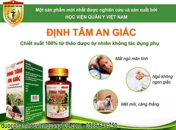 Dinh Tam An Giac Hvqy Cong Dung