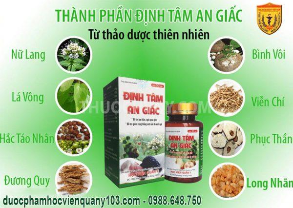 Dinh Tam An Giac Thanh Phan