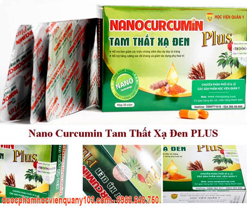 Nano Curcumin Tam That Xa Den Plus Hvqy