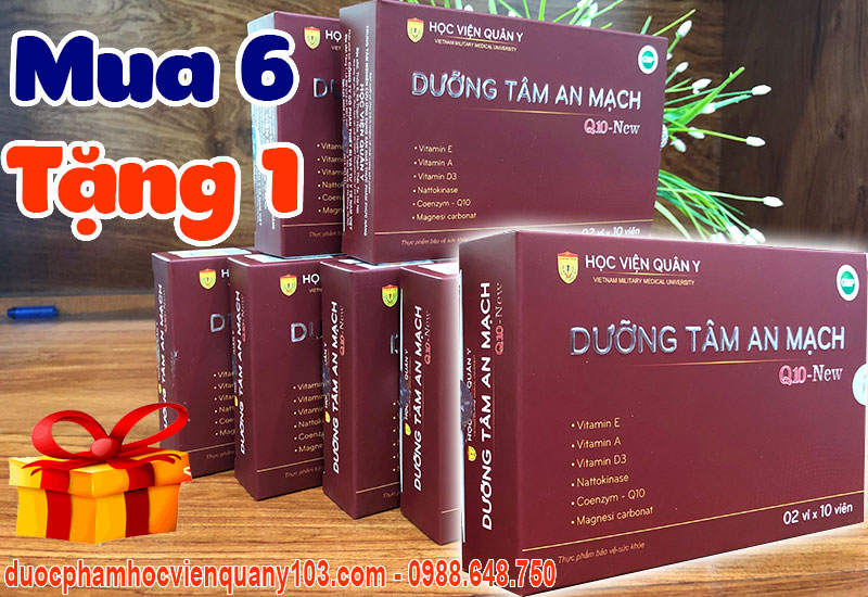 Duong Tam An Mach Q10 New Hvqy Khuyen Mai